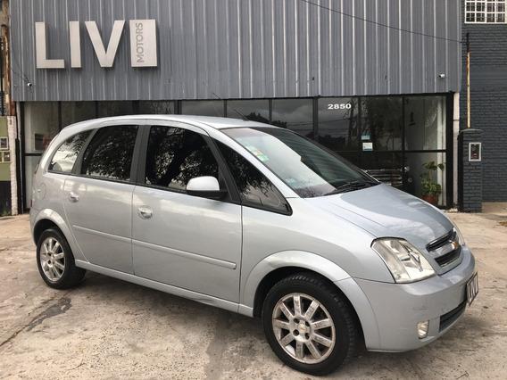 Chevrolet Meriva 1.8 Gls Año 2011 - Liv Motors
