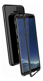 Capa Metalica Magnética Galaxy S8, S9, S10, Plus E Lite