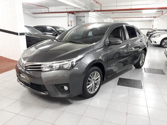 Toyota Corolla 2.0 Xei Flex 2017 Cinza