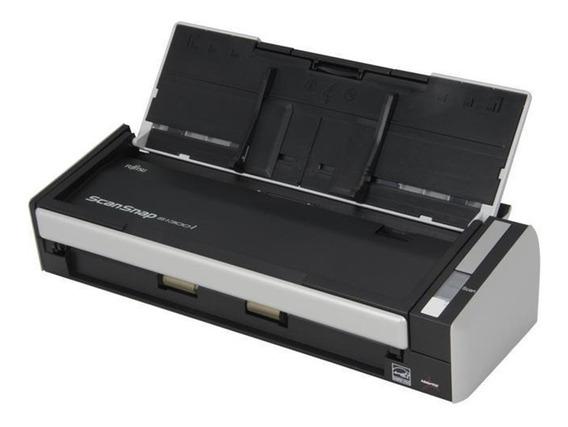 Scanner Fujitsu S1300i S1300 Scansnap Novo Nota E Garantia