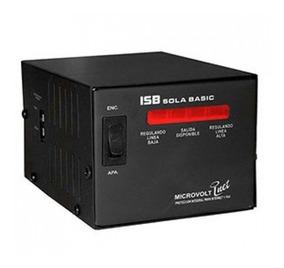 Sola Basic Microvolt Inet, Slim Volt, Regulador 1300va/700w,