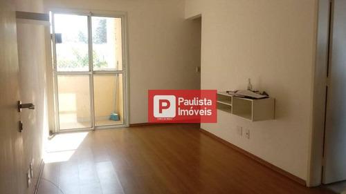 Apartamento Com 2 Dormitórios À Venda, 52m² - Morumbi - São Paulo/sp - Ap31993