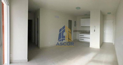 Apartamento 2 Dormitórios 1 Suíte, Vista Para O Mar, Próximo A Casa Da Agronômica E Angeloni Beira Mar - Ap2476