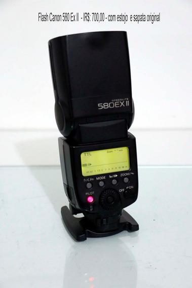 Flash 580 Canon Usado