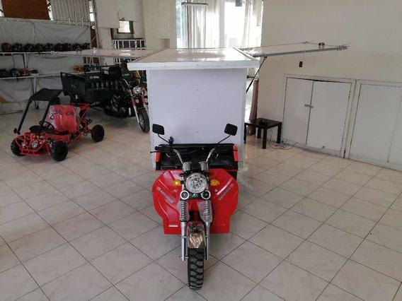 Moto Carro 150 Cc A/c Caja Venta