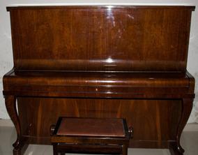 Piano Schneider, Original E Vai Afinado!