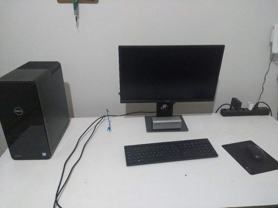 Dell Xps 8930 2tb Hd 256gb Ssd M2 Gtx 1060 6gb