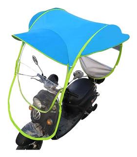 Techo Para Moto Sombrilla. Envío Gratis ! Promoción