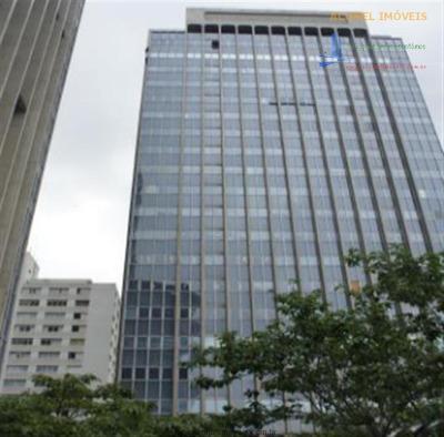 Escritório Para Alugar Em São Paulo/sp - Alugue O Seu Escritório Aqui! - 1337653