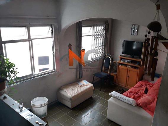 Casa Com 4 Dorms, Santo Cristo, Rio De Janeiro - R$ 270 Mil, Cod: 671 - V671