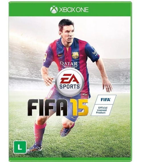 Game - Fifa 15 - Xbox One