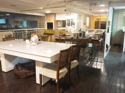 Apartamento Em Morumbi, São Paulo/sp De 177m² 3 Quartos À Venda Por R$ 1.200.000,00 - Ap190783