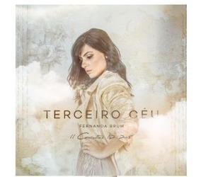 Cd Terceiro Céu (playback Incluso)   Fernanda Brum