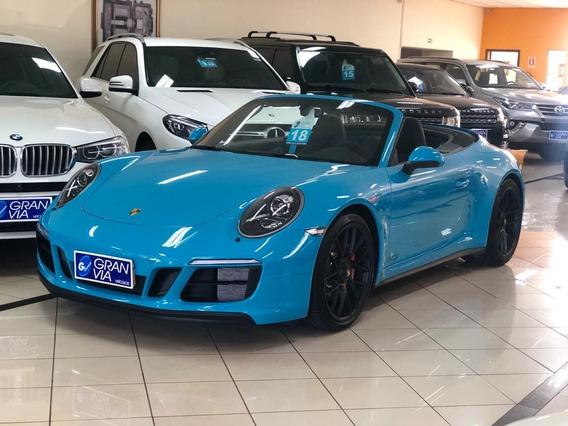 Porsche 911 3.0 24v H6 Gasolina Carrera Gts Cabriolet Pdk