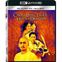 Blu-ray Crouching Tiger, Hidden Dragon 4k Uhd + Bd + Uv E