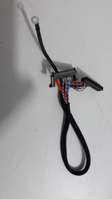 Cabo Flat Lvds Lcd Cce C390 Frete 10,00