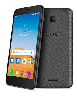 Telefono Alcatel Tetra 4g Lte 2gb/16gb (65) Estuche+vidrio