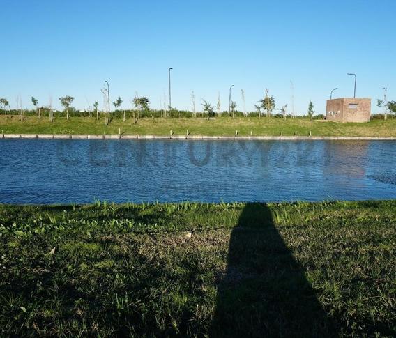 Lote Al Agua En Barrio Virazón, Nordelta