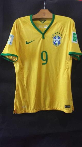 Camisa Seleção Brasileira Copa De 2014