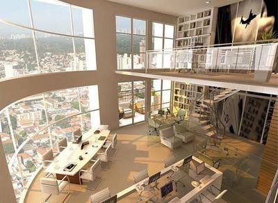 Sala Para Alugar Por R$ 8.000/mês - Moema - São Paulo/sp - Sa5439