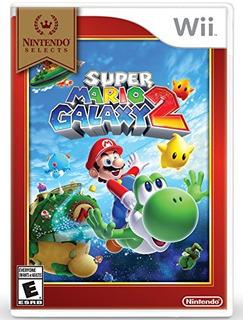 Juegos,nintendo Selects Super Mario Galaxy 2