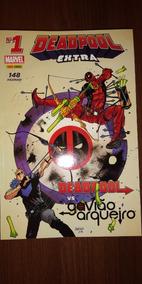 Hq Deadpool Extra 01 Ao 11 Encadernado Panini