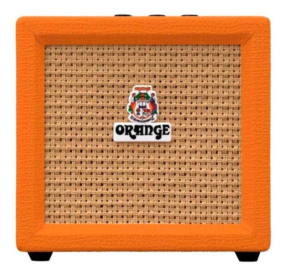 Amplificador Combo Orange Crush Mini Para Guitarra