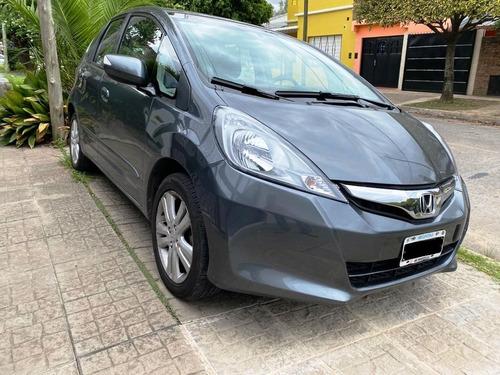 Honda Fit Exl At 120 Cv (2014) ¡único Dueño!