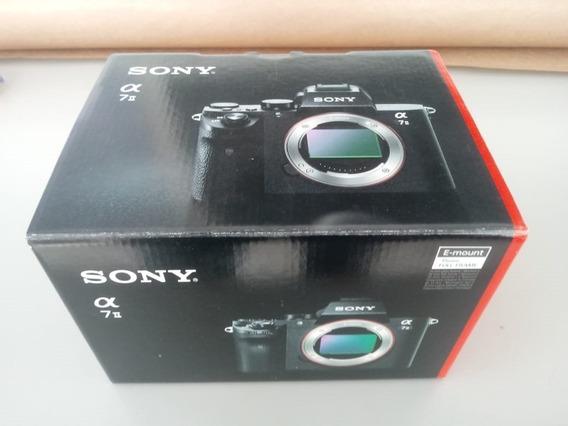 Câmera Sony A7ii