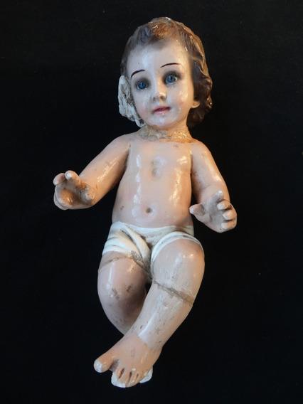 Antiguo Niño Jesús Fines Siglo Xlx. 70337