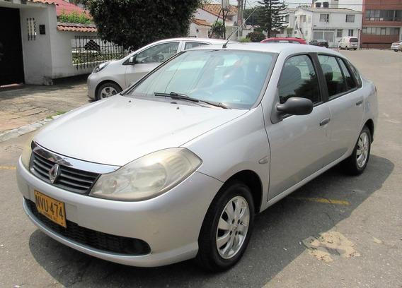 Renault Nuevo Symbol Ii 1.6 Luxe 2010