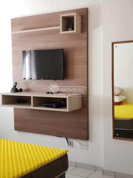 Apartamento Com 1 Dorm, Gonzaga, Santos, Cod: 3528 - A3528
