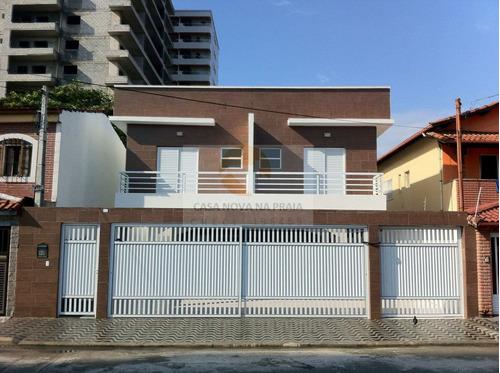 Casa Sobreposta À Venda Com 2 Dorms Na Vila Guilhermina - 425