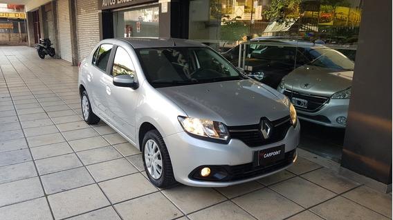 Renault Logan 2017 Expression Unico Dueño 39000 Km Permuto