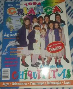 Revista Chiquititas Toda Criança