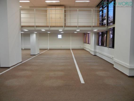 Amplo Salão Comercial - Com Mezanino - Sl00014 - 34080574