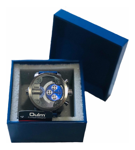 Relógio Oulm Original Masculino