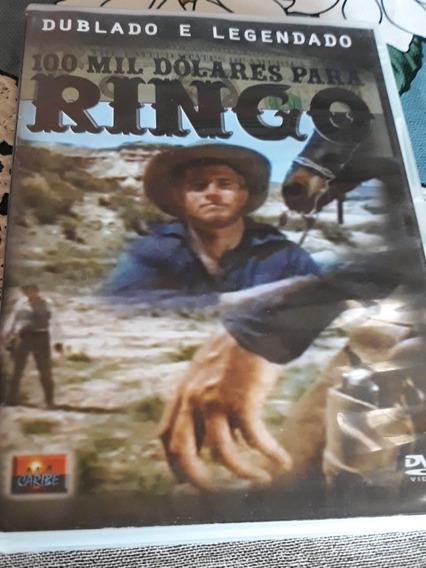 Dvd 100 Mil Dólares Para Ringo