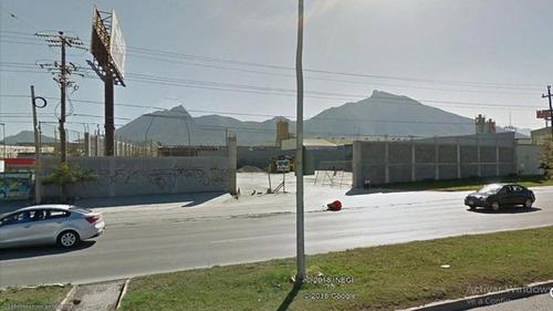 Imagen 1 de 4 de Terreno Comercial En Venta En Guadalupe N.l. Av. Juarez