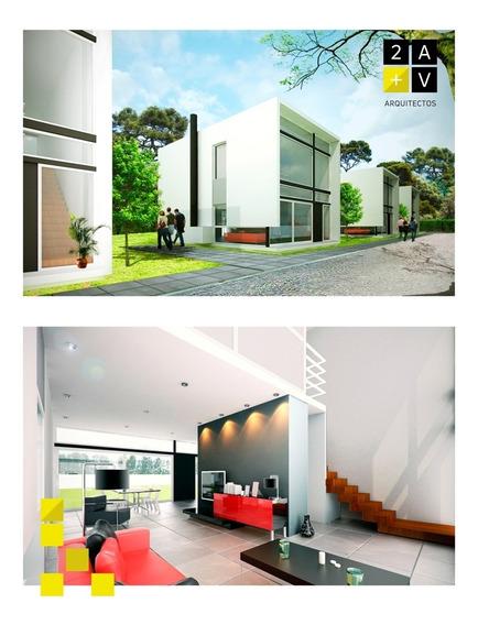Venta Duplex 2 Dormitorios En City Bell, 21c E/ 443 Y 445