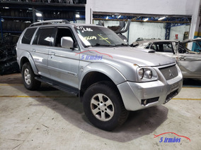 Motor Cambio Tração Mitsubishi Pajero Sport 3.5 2008 Sucata