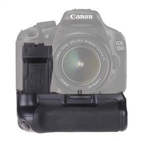 Battery Grip Genérico Bg-e8 Para Dslr Canon T2i T3i T4i T5i