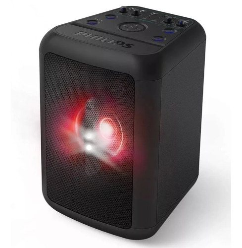 Parlante Philips Party Speaker Bass Bluetooth Tanx100/77