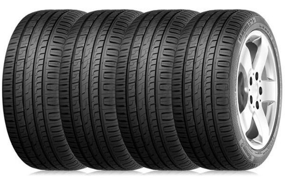 Kit 4 Pneus Barum 195/55r15 85v Bravuris 3 Hm Gol Fox Parati