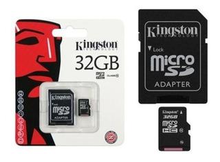 Cartão De Memória Kingston 32 Gb