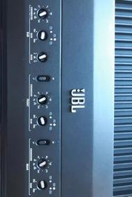 Modulo Amplicador Jbl Gto-5ez 5 Canais 1900rms