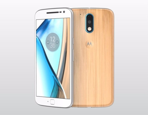 Motorola Moto G4 Plus Com Garantia
