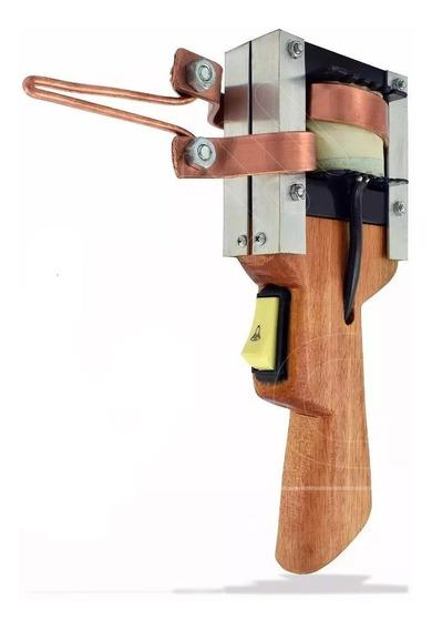 Ferro Solda Pistola Estanho Profissional 750w 220v +pontera