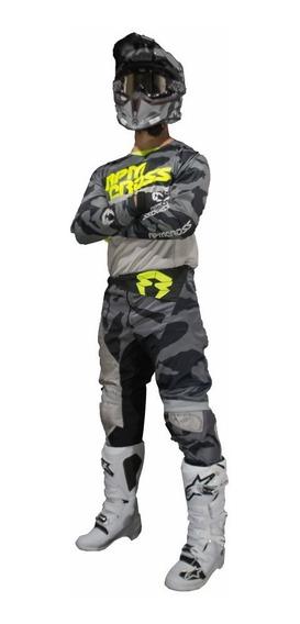 Warrior Rpm Cross Atv Moto Enduro Motocross No Fox