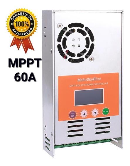 Controlador De Carga Solar Mppt 60a Makeskyblue V118